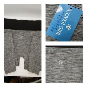 Cover Girl Athletic Roll Top Legging M